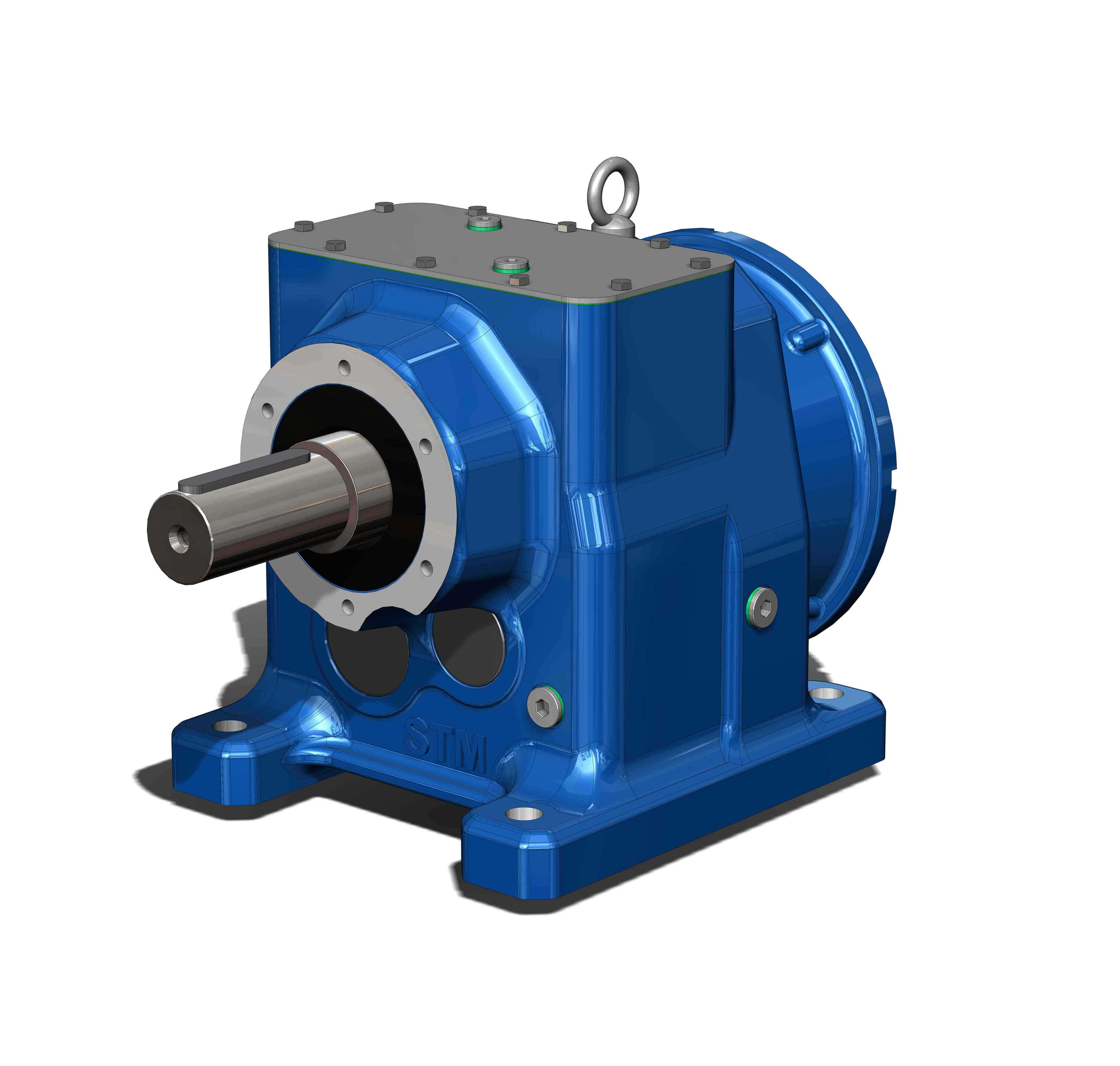 STM NEW INLINE GEARBOXES A SERIES