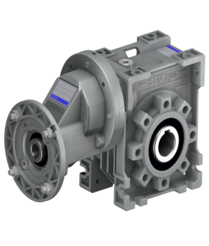 Worm gearboxes U with single stage gearbox CAM