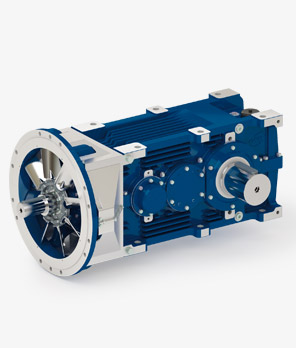 Mining gearboxes RXMaster