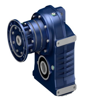 Parallel shaft mounted gearboxes PE