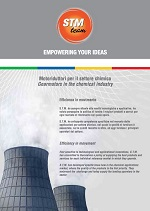 STM LEAFLET FOR CHEMICAL INDUSTRY