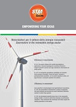 STM LEAFLET FOR RENEWABLE ENERGIES
