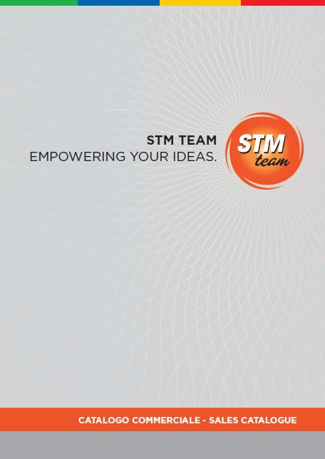 CATALOGO COMMERCIALE STM TEAM- pdf.