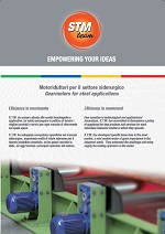 STM LEAFLET FOR STEEL APPLICATIONS